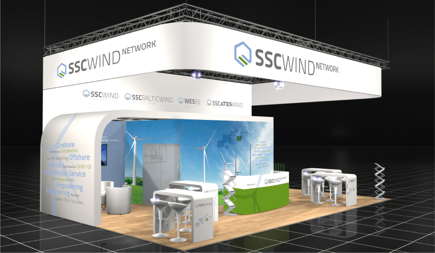 SSC WIND Network - WindEnergy Hamburg 2018